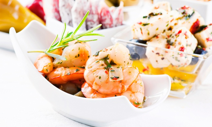 Chez Vin Wine Lounge - Bermuda: $10 for $20 Worth of Tapas at Chez Vin Wine Lounge