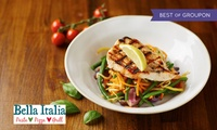 Two-Course Italian Meal for Two or Four at Bella Italia, Nationwide (Up to 57% Off)