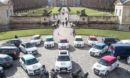 Stage accéléré de code pour voiture ou moto en 3 jours à 190 € à l'auto-école Drive Paris