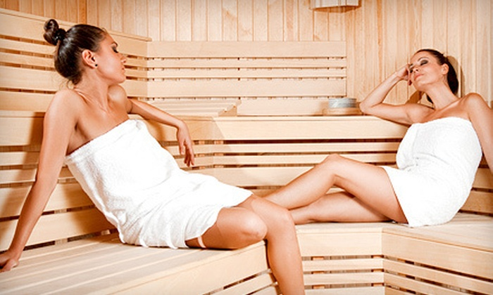 Natura Spa - Los Angeles: $15 for Two Visits to Natura Spa with Access to Saunas and Whirlpools (Up to $40 Value)