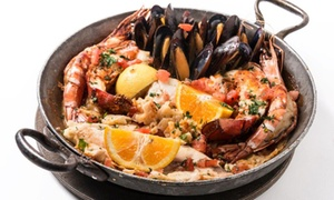Taverna Opa - Brickell: Greek Cuisine at Taverna Opa (Up to 40% Off). Two Options Available.