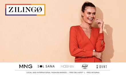 $5 to Spend at Zilingo: New Customers with no Min. Spend, Existing Customers with Min. Spend of $79