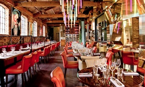 Gabeto: Three-Course Dining Experience with a Cocktail and Club Entry for Up to Six at Gabeto, Camden (Up to 73% Off)
