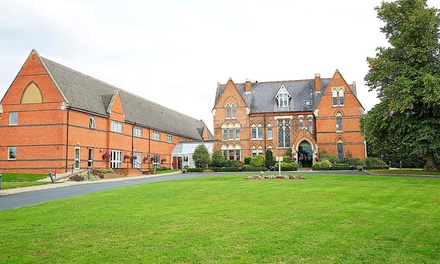 StratforduponAvon: 1 or 2 Nights for Two with Breakfast and TwoCourse Dinner at 4* Ettington Chase