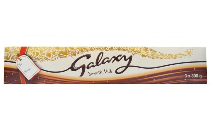 Massive Galaxy Chocolate Bar