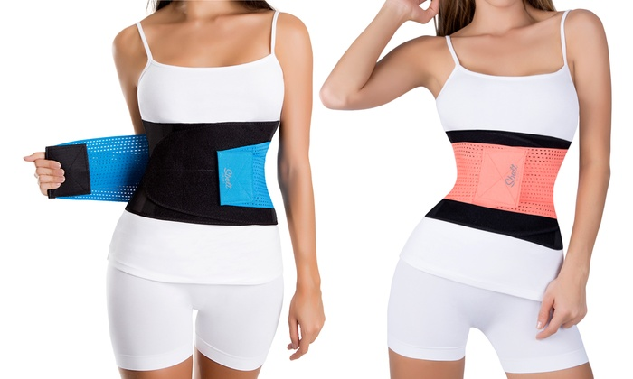 Sbelt Sport Slimming Color Waist Trainer