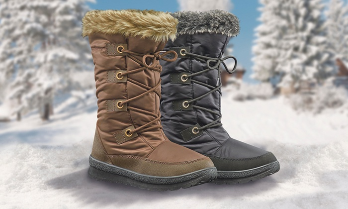 Up To 70% Off Women's Winter Snow-Boots | Groupon
