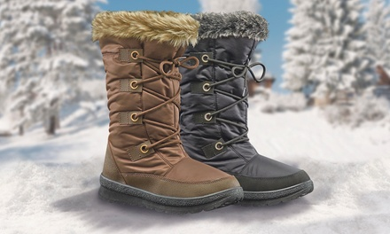 Women's Winter Snow Boots in Choice of Style and Colour