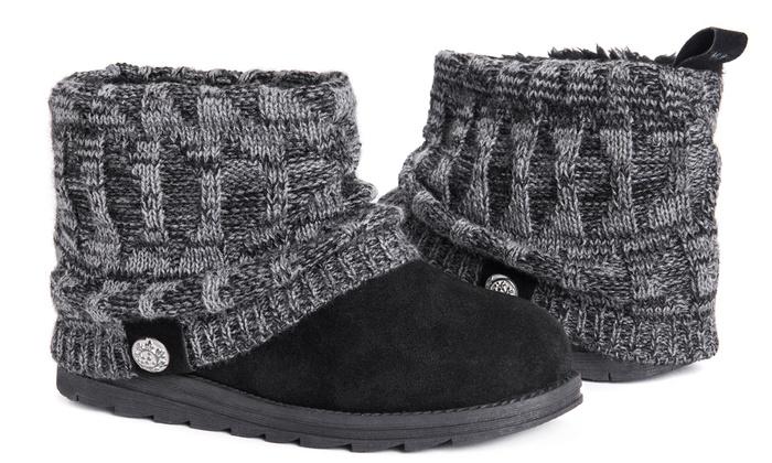 39dca1380479 Muk Luks Women s Patti Boots (Sizes 8)
