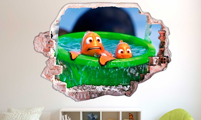 Decorazioni muro finding dory groupon goods - Decorazioni muro ...