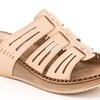 Lady Godiva Women's Comfort Wedge Sandal (Size 7)