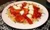 Up to 40% Off at Ragazzi's Italian Restaurant & Pizzeria
