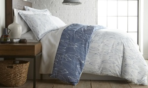 Reversible Printed Duvet Cover Set (2- or 3-Piece)