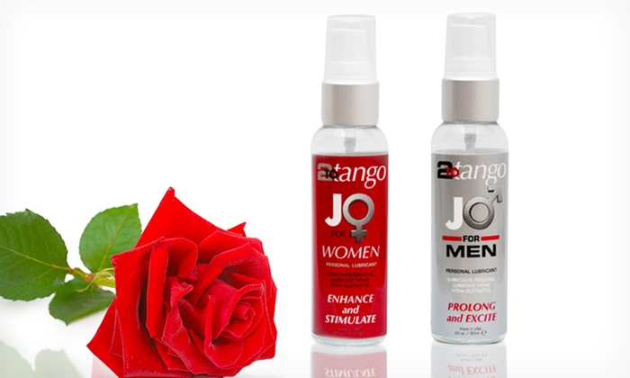 System Jo 2 to Tango Pleasure Kit for Couples: System Jo 2 to Tango Pleasure Kit for Couples