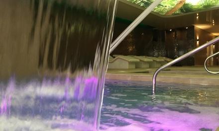 Circuito de spa para 2 personas con opción a masaje en Spa Parque Cristóbal (hasta 44% de descuento)