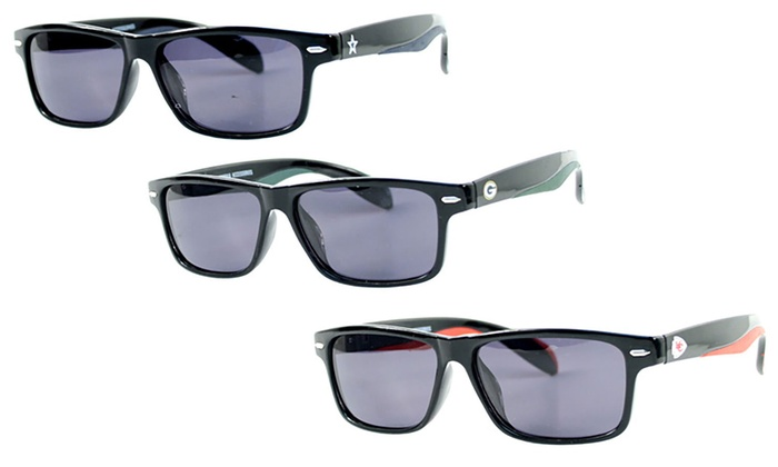 NFL Polarized Retro Sunglasses for Men and Women