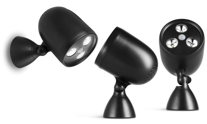 Buitenlamp met sensor groupon goods