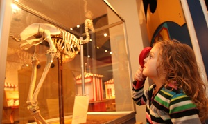 Up to 31% Off Admission to OMSI at OMSI, plus 6.0% Cash Back from Ebates.