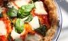 Pizza sul lungomare di Pozzuoli