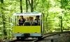 Draisinenfahrtdurch den Odenwald