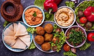 O Beyrouth: Menu libanais pour 2 ou 4 personnes à 24,99 € au restaurant O Beyrouth