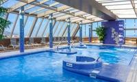 Spa para dos con cena buffet libre , canapé y botella de vino desde 29,90 € en Spa Sol Costa Atlantis
