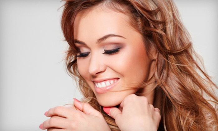 LaMode Salon - Southwest Richfield: Cut, Conditioning, Brow Wax, and $10 Credit Toward Salon Products with Optional Color at LaMode Salon (Up to 57% Off)