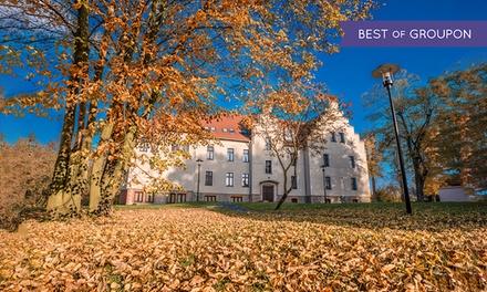Góry Sowie: 2-5 dni dla 2 osób z wyżywieniem, basenem, strefą spa & wellness oraz więcej w Hotelu Niemcza Spa 3*