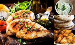 Clancy's Meat Co. : CC$22 for Greek Combination Dinner at Clancy's Meat Co. (CC$32 Value)