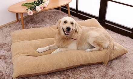 Winter Thick Warm Pet Bed: Small ($24), Medium ($35) or Large ($49)