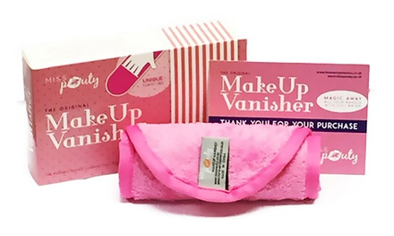 One, Two or Three Miss Pouty Make Up Vanisher Eraser Cloths