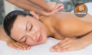 Prana Multiespacio: Desde $205por 1 o 2 sesiones de masajes descontracturantes + reflexología en Prana Multiespacio
