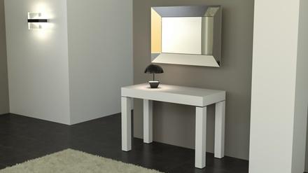 Tavolo Consolle Allungabile Fino A 235 Cm.Tavolo Consolle Allungabile Fino A 235 Cm Prime Disponibile
