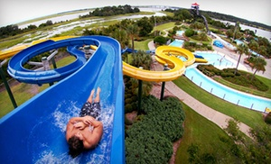 $9.99 For One-day Admission To Summer Waves Water Park On Jekyll Island (up To $19.95 Value)