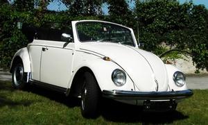 Classic Rental Cars: Noleggio per mezza o una giornata di auto d'epoca da Classic Rental Cars