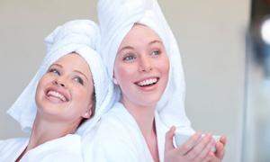 PLATINIUM SPA: 1x oder 2x Trio für sie oder ihn – Peeling, Packung inkl. Massage im Platinum Spa (bis zu 59% sparen*)