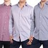 Elie Milano Men's Slim-Fit Dress Casual Button-Down Shirt
