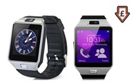 Apachie Bluetooth Smart Watch with Camera and Sim Card Function