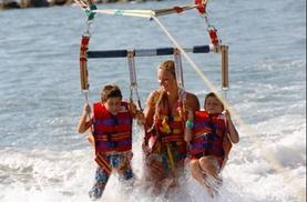 Les Éléphants de Mer: 1 tour de parachute ascensionnel pour 1, 2 ou 3 personnes dès 49,90 € avec Les Éléphants de Mer