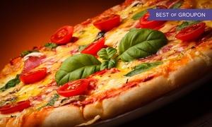 Restaurant Grissino: Menu pizza con gelato e birra per 2 o 4 persone al ristorante Grissino (sconto fino a 64%)