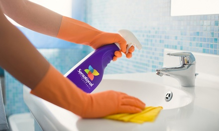 Two Hours of Cleaning Services from Sensational Cleaning Concepts, INC (61% Off)
