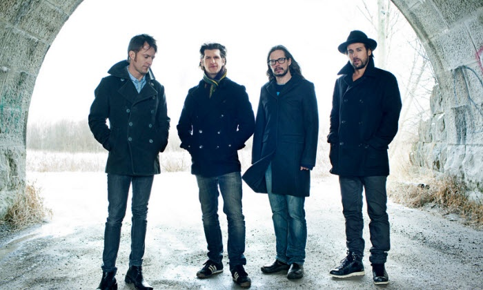 Our Lady Peace - House of Blues Dallas: Our Lady Peace on October 18 at 9 p.m.