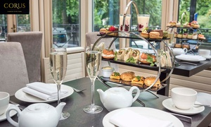 Corus Hotel - Hyde Park : Choice of Afternoon Tea with Optional Prosecco for Two at Corus London Hyde Park (Up to 46% Off)