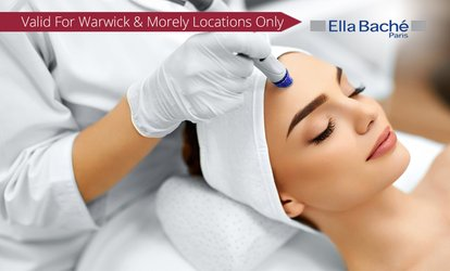 Choice of Facial: 1 ($45), 2 ($79) or 3 Sessions ($115) at Ella Bache, Two Locations (Up to $330 Value)