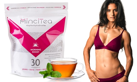 Mincitea Morning or Night Cleanse