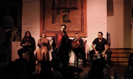 Espectáculo flamenco con copa o menú a elegir para 2 desde 42,90 € en El Tablao de Carmen