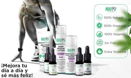 Paga 1 o 2 € por un descuento de 10 o 20 € en la compra de cualquier producto sin y con compra mínima de Nuyuu