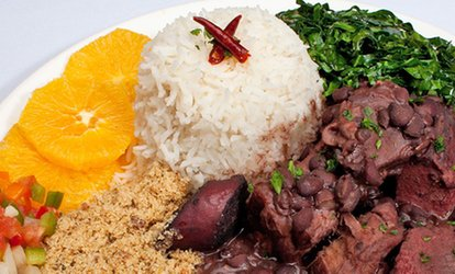 image for Brazilian Cuisine for Lunch or Dinner at Carvalho's Brazilian Kitchen (Up to 40% Off)
