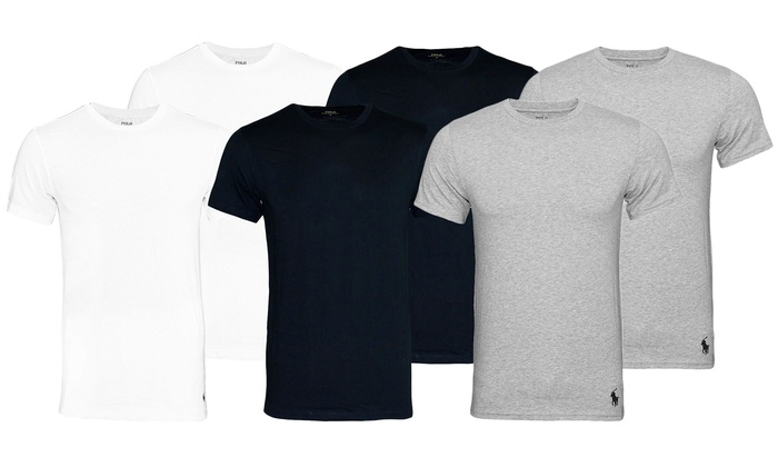 d3f11c50b8 Up To 36% Off Two Ralph Lauren Lounge T-Shirts | Groupon