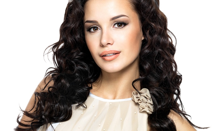 MK Chić - Plano: Haircut and Conditioning with Optional Partial or Full Highlights at MK Chić (Up to 68% Off)